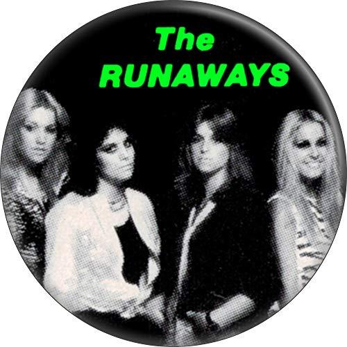 Pin Away Bombs (The Runaways - Group Shot - 1.5