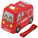 Tomica lunch box (fire engine) DLB4 (japan import) by Skater