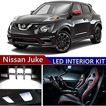 Nissan altima 2007 2015 led premium xenon white light interior package kit 14 pcs 2015 nissan altima interior lights