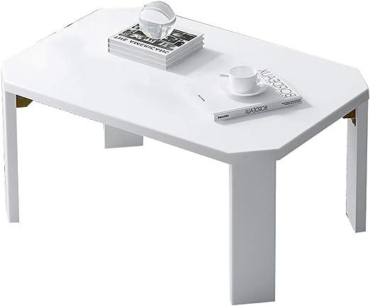 Mesa Plegable telescópica Creativo Moderno Simple Mesa de Comedor ...