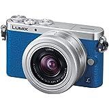 パナソニック ミラーレス一眼カメラ GM1S レンズキット ブルー DMC-GM1SK-A