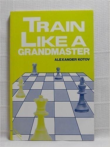 kotov think like a grandmaster