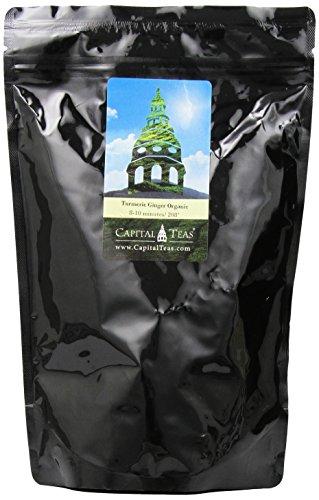 Capital Teas Turmeric Ginger Organic product image