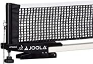 JOOLA Spring Professional Table Tennis Net and Post Set - ITTF Tournament Approved - 72in Regulation Ping Pong