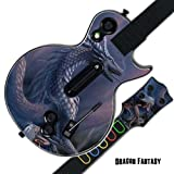 #9: MightySkins Skin For GUITAR HERO GUITAR HERO - Dragon Fantasy | Protective, Durable, and Unique Vinyl Decal wrap cover | Easy To Apply, Remove, and Change Styles | Made in the USA