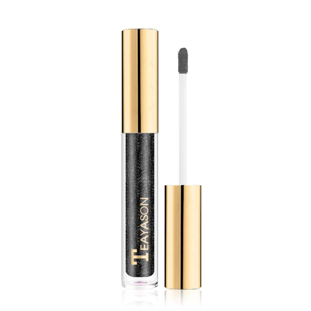 Amazon.com: CYCTECH 8 Colors Liquid Eyeliner Waterproof Long Lasting Eyeshadow Metallic Glitter Shiny Smoky Eye Shadow (A): Office Products