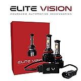 Elite Vision Advanced Automotive Accessories - Elite LED Conversion Kit H11 (H8,H9, H16)