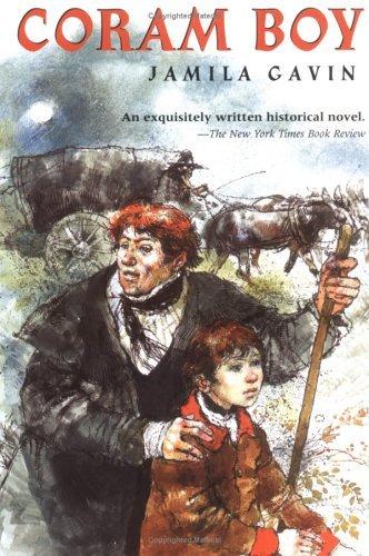 Coram Boy by Gavin, Jamila published by Farrar, Straus and Giroux (BYR) Paperback