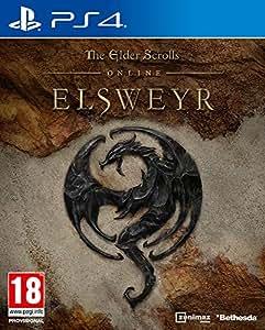 Elder Scrolls Online Elsweyr Playstation 4 (PS4)
