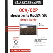 OCA / OCP: Introduction to Oracle9i SQL Study Guide: Exam 1Z0-007 by Chip Dawes (2002-03-22)