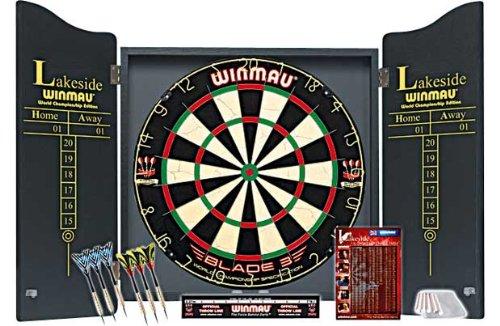 Winmau Lakeside World Championship Edition Darts Set