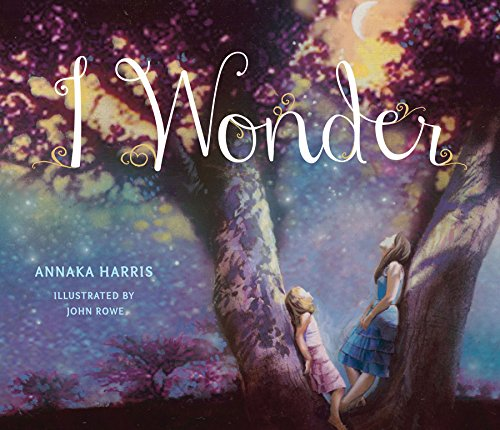 Book cover from I Wonder by Annaka Harris