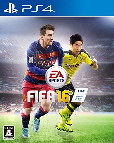 FIFA16 [通常版]の商品画像