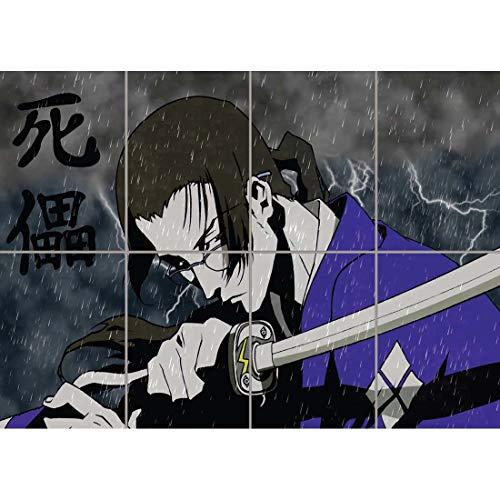 (SAMURAI CHAMPLOO ANIME MANGA NEW GIANT POSTER WALL ART PRINT PICTURE)