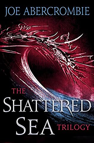 book cover of The Shattered Sea Series 3-Book Bundle