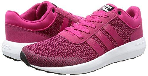 Sneaker Basses W Femme Cloudfoam rosfue ftwbla 40 Eu Adidas Race Rose rosfue tIx1ZS1w