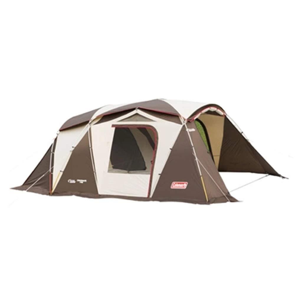 LIU DA テント - 屋外テント4-5人の自動運転の旅行用品 (Color : 褐色, Size : 300*270*210cm) 褐色 300*270*210cm