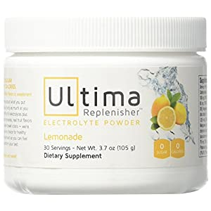 Ultima Replenisher Electrolyte Powder New Formula