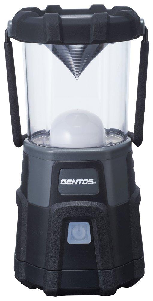 Gentos EX-000R Camping Laterne LED bis 1000 Lumen Powerbank IP68 zertifiziert