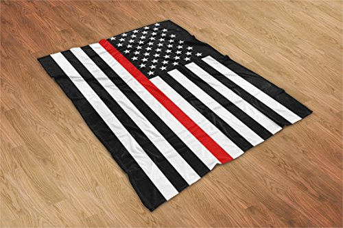 Thin Line Blankets US Flag