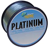 Cheap Platypus Platinum – World's Best Fishing Line Since 1898! (Grey) (500m spool / 546 yards, 10 lb)