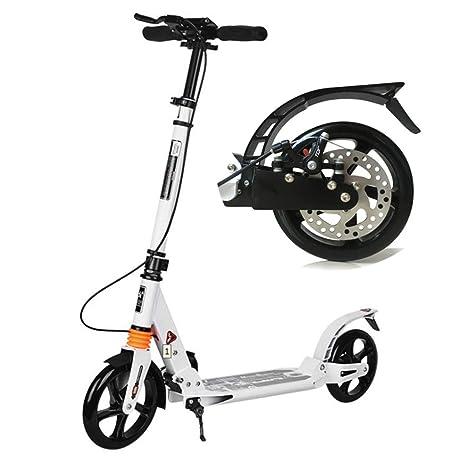 Patinetes Scooter Regalos para niños de 10 años en adelante ...