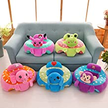 Lecent@ Lovely Animal Infant Safe Sitting Chair Protectors for 6-13 Months