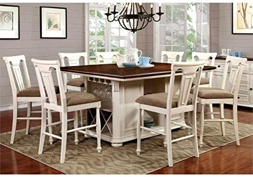 Counter Height Dining Sets 9 Piece