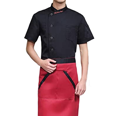 Amazon.com: Nanxson (TM) clásico Hotel/cocina/Cafe Uniforme ...
