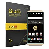 Huawei G8 Screen protector, KuGi Ultra-thin 9H Hardness High Quality HD clear Premium Tempered Glass Screen Protector for Huawei G8 smartphone (1 pcs)
