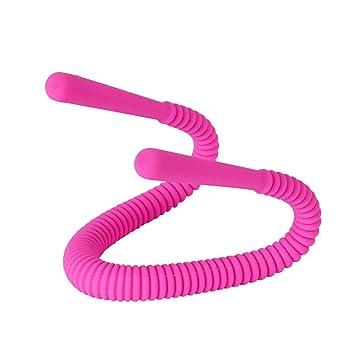 Dilatador de silicona para uso doble Bu-t-t Pluģ Añale Relaxant (Color : NEGRO): Amazon.es: Salud y cuidado personal