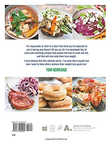 Lose weight for good full flavour cooking for a low calorie diet lose weight for good full flavour cooking for a low calorie diet amazon tom kerridge 9781472949295 books forumfinder Gallery