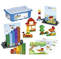 LEGO Education DUPLO Creative Builder Set 6024000 (124 Bricks, 4 Building Cards) from LEGO Education