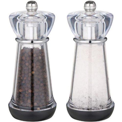 Trudeau Ceramic Grinder (Trudeau Ceramic 6 inch Salt and Pepper Mill Set)