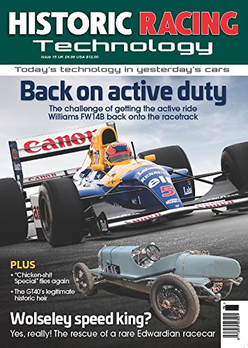 Download Historic Racing Technology magazine - Issue15 pdf epub