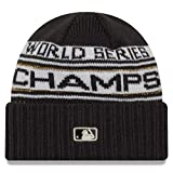 New Era Boston Red Sox 2018 World Series Champions Men's Locker Room Knit Hat