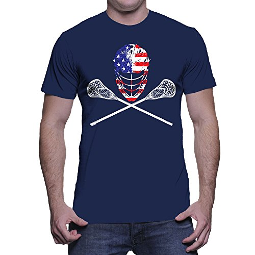 HAASE UNLIMITED Lacrosse Crossed T Shirt