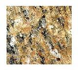 Best Faux Granite Countertops - Countertop Paint? NO!! Venetian Gold GRANITE Counter top Review