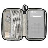 Sony ICFP26 Portable AM/FM Radio with Speaker with