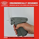 "Amram Comfort Grip Standard Tagging Gun Kit. Includes 1250 2"" Attachments and 5 Needles."