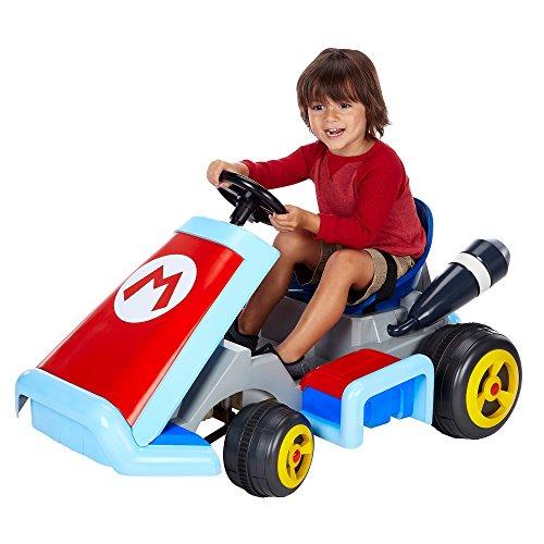 World of Nintendo Super Mario Kart Deluxe 12V Battery Operated ()