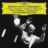Boulez conducts Stravinsky: Le Chant du Rossignol / The Soldier's Tale / Suite Scherzo fantastique / Le Roi des etoiles
