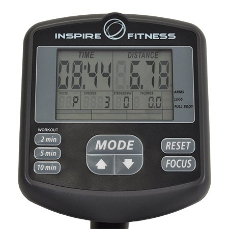 Inspire Fitness CR2 Cross Row (Friction Based Resistance)