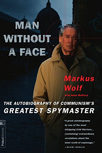Man Without A Face [Markus Wolf - Anne McElvoy] (Tapa Blanda)