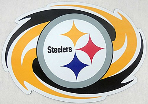 Pittsburgh Steelers NFL Licensed Car / Truck Magnet Bright Colors at Steeler Mania