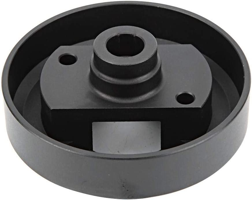 Gorgeri Short Hub Adapter,SRK-105H Steering Wheel Short Hub Adapter Fits for Subaru WRX STI 2008-2014