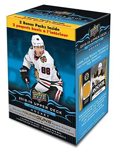 2018/19 Upper Deck Series 2 NHL Hockey BLASTER box (12 - Upper Deck 12