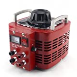 Max 30 Amp Variac Variable Transformer - Output & 110VAC @ 60Hz input