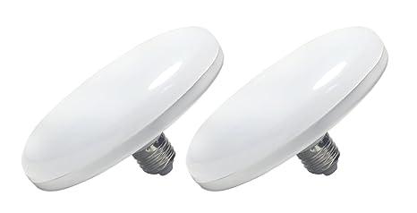 Plafoniere Ultra Sottile Salotto : Ledwell led e27 luce forma di piastra 30w bianco freddo tondo