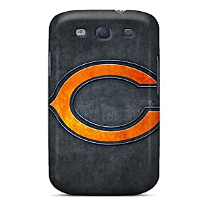 Perfect Fit LNN2157Lmwk Chicago Bears 7 Case For Galaxy - S3